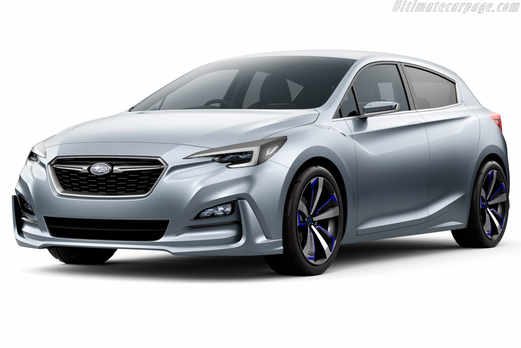 Click here to open the Subaru Impreza 5-Door Concept gallery