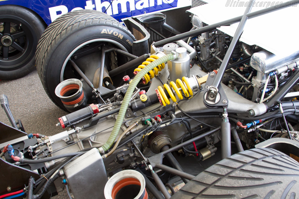Porsche LMP1/98 - Chassis: WSC 002   - 2015 Goodwood Festival of Speed