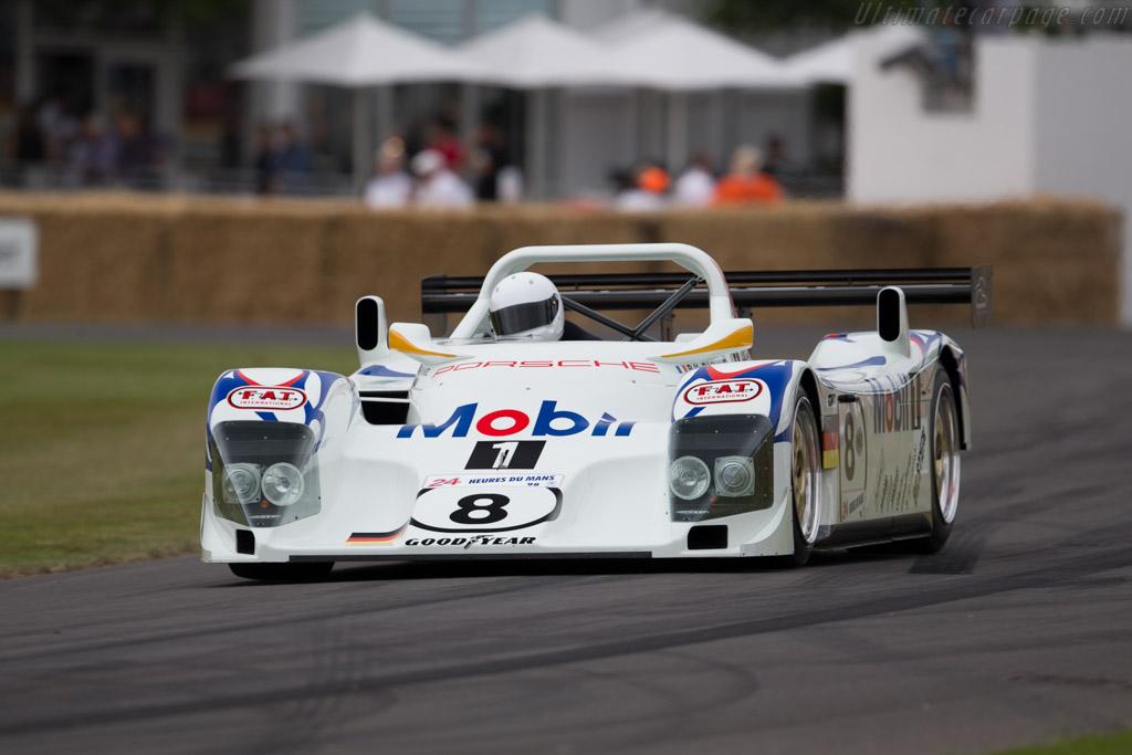 Porsche LMP1/98 - Chassis: WSC 002   - 2015 Goodwood Festival of Speed