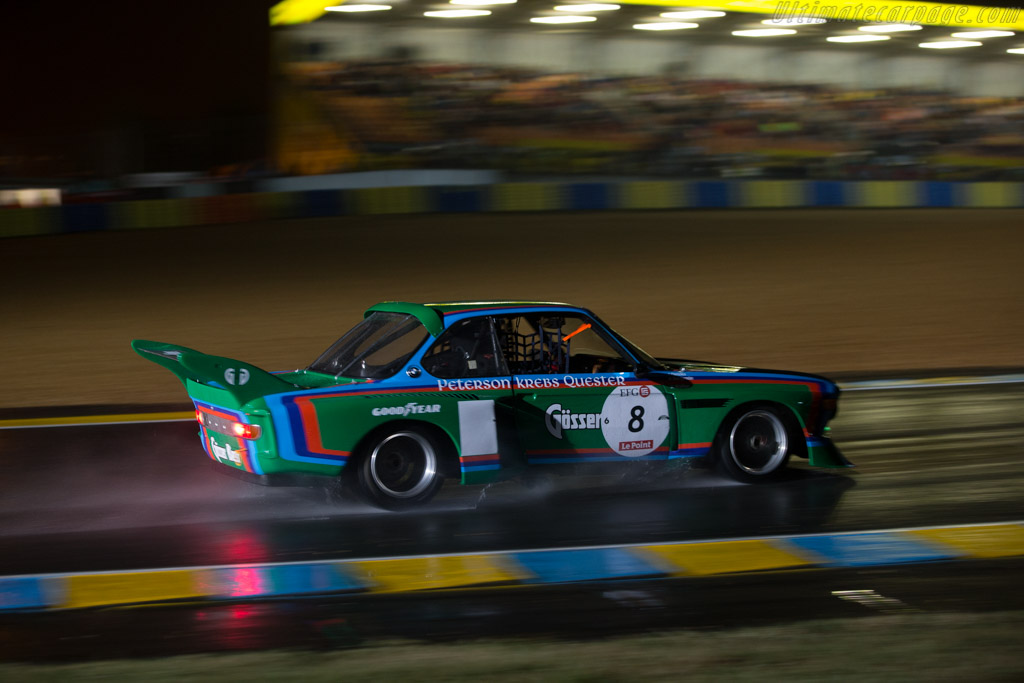 BMW 3.0 CSL Group 5 - Chassis: 2275982   - 2014 Le Mans Classic