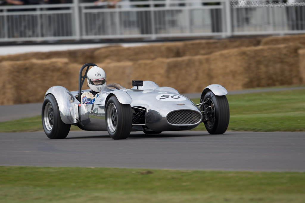 Chevron B1 Ford - Chassis: 01   - 2015 Goodwood Festival of Speed