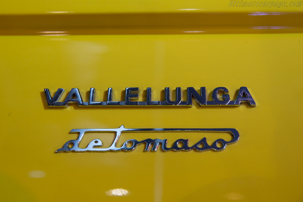 DeTomaso Vallelunga - Chassis: 807 DT 0126   - 2015 Interclassics Brussels