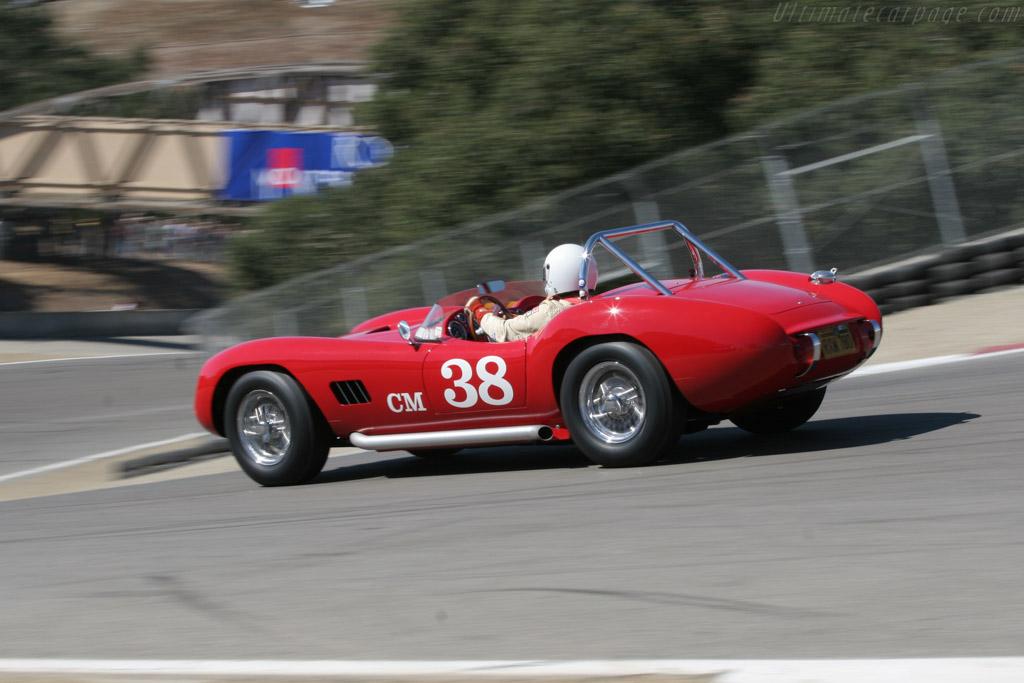 Devin SS Chevrolet - Chassis: SR3-5   - 2005 Monterey Historic Automobile Races
