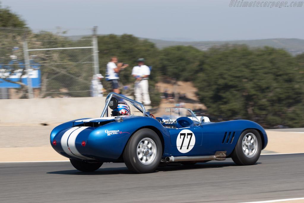 Devin SS Chevrolet - Chassis: SR4-1   - 2009 Monterey Historic Automobile Races