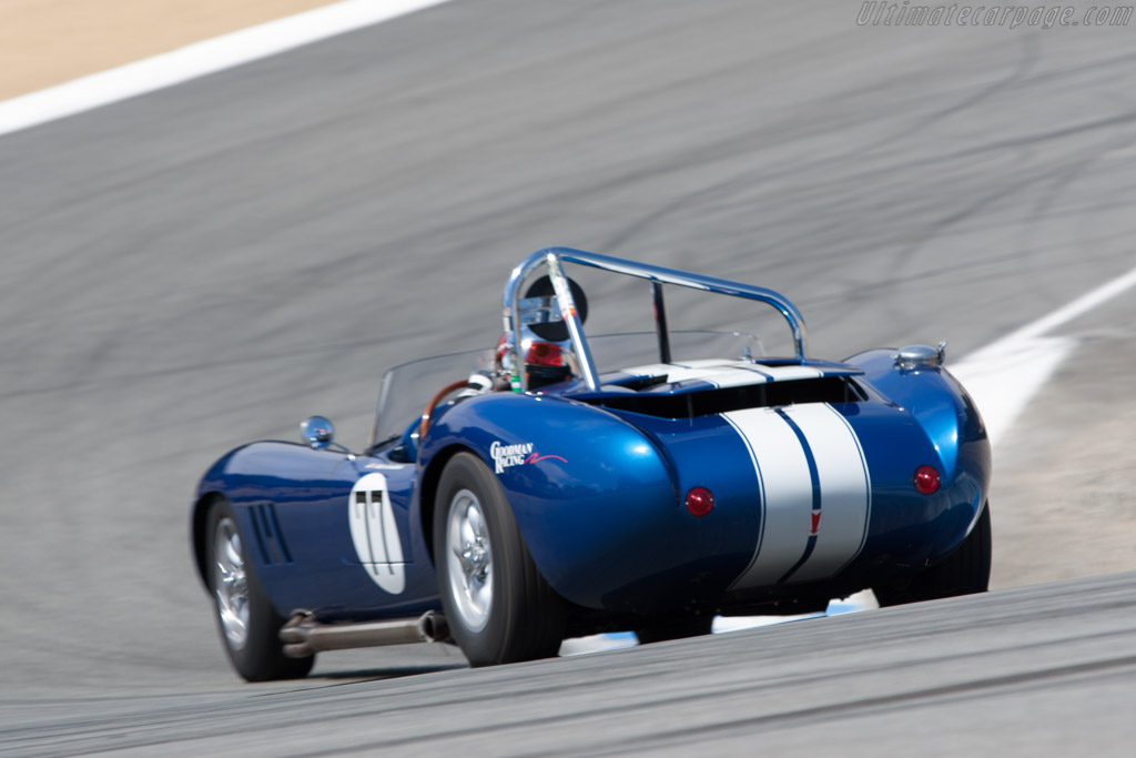 Devin SS Chevrolet - Chassis: SR4-1   - 2011 Monterey Motorsports Reunion