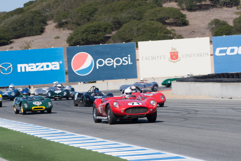 Devin SS Chevrolet - Chassis: SR1-3   - 2012 Monterey Motorsports Reunion