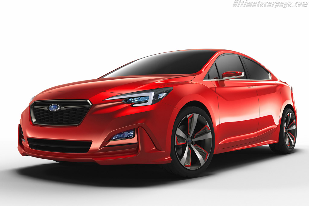 Click here to open the Subaru Impreza Sedan Concept gallery