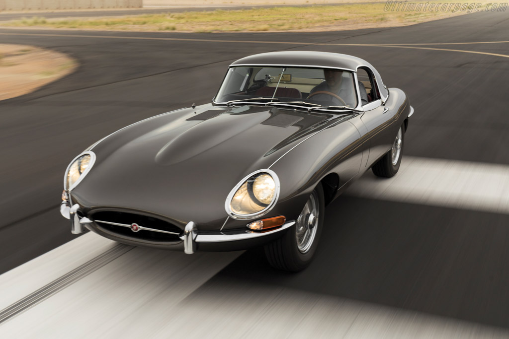 1964   1968 Jaguar E Type 4.2 Roadster   Images, Specifications And  Information