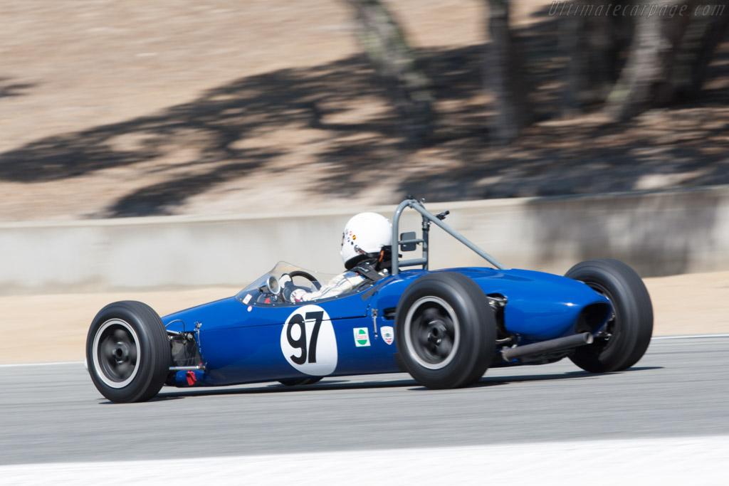 Brabham BT6 Ford - Chassis: FJ-5-63   - 2012 Monterey Motorsports Reunion