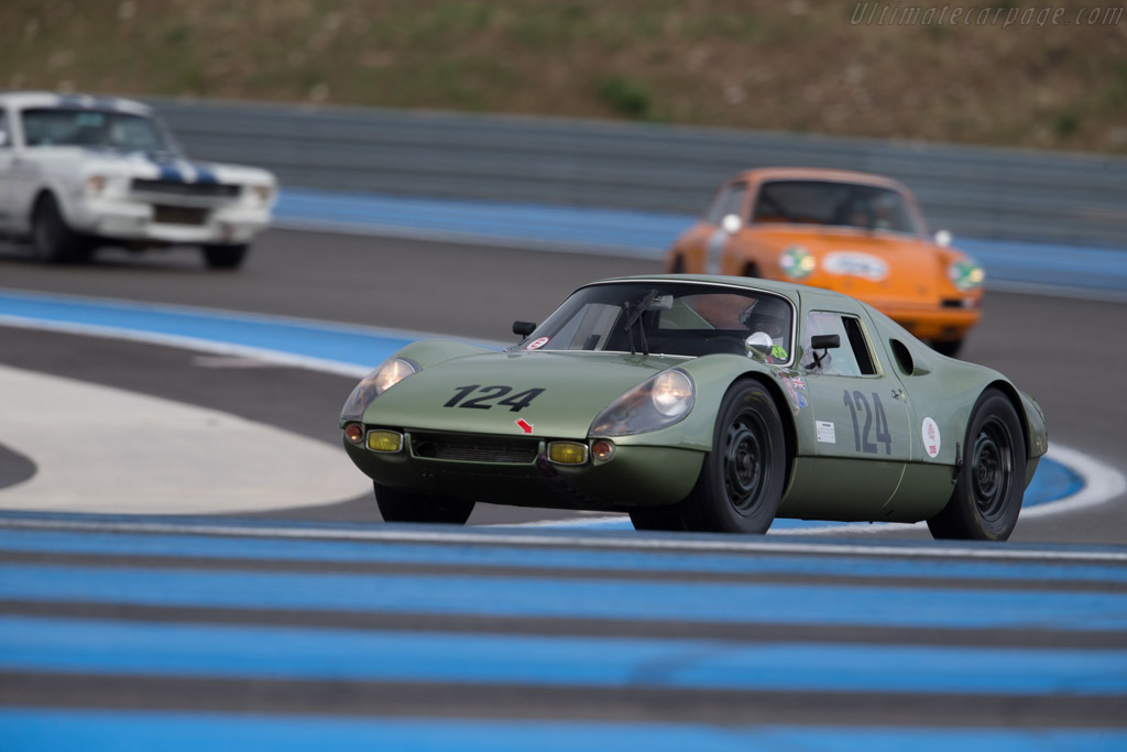 Porsche 904 Carrera GTS - Chassis: 904-025   - 2015 Dix Mille Tours
