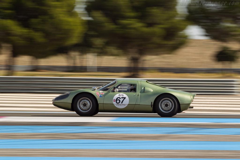 Porsche 904 Carrera GTS - Chassis: 904-025   - 2017 Dix Mille Tours