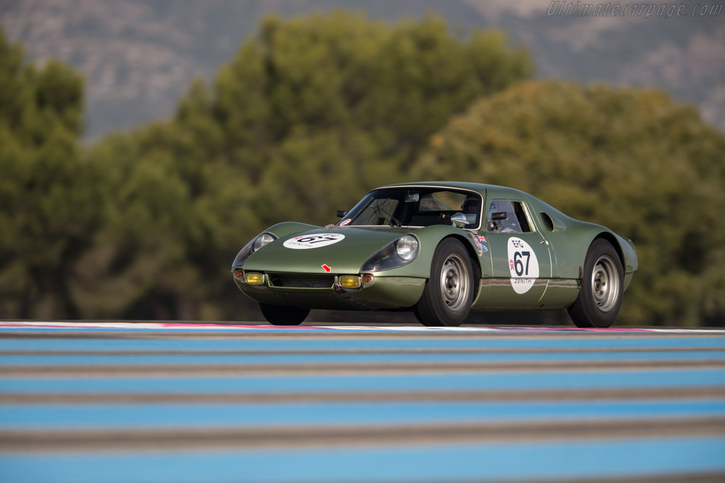 Porsche 904 Carrera GTS - Chassis: 904-025   - 2017 Dix Mille Tours
