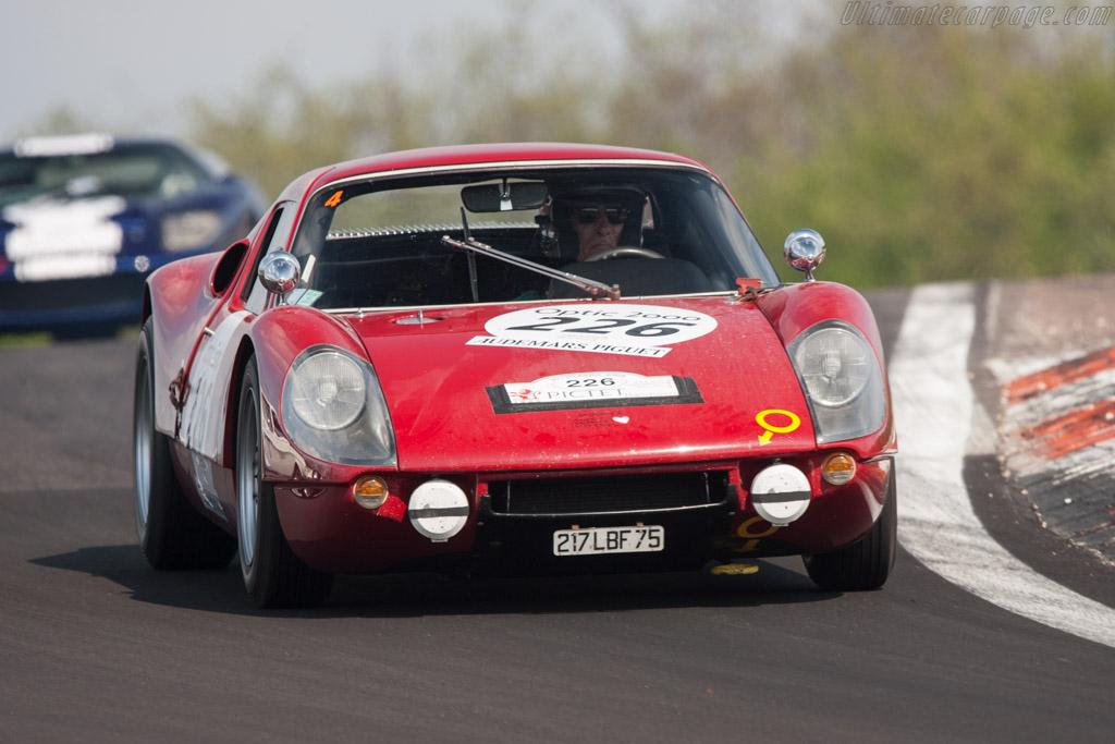 Porsche 904 Carrera GTS - Chassis: 904-104   - 2009 Tour Auto