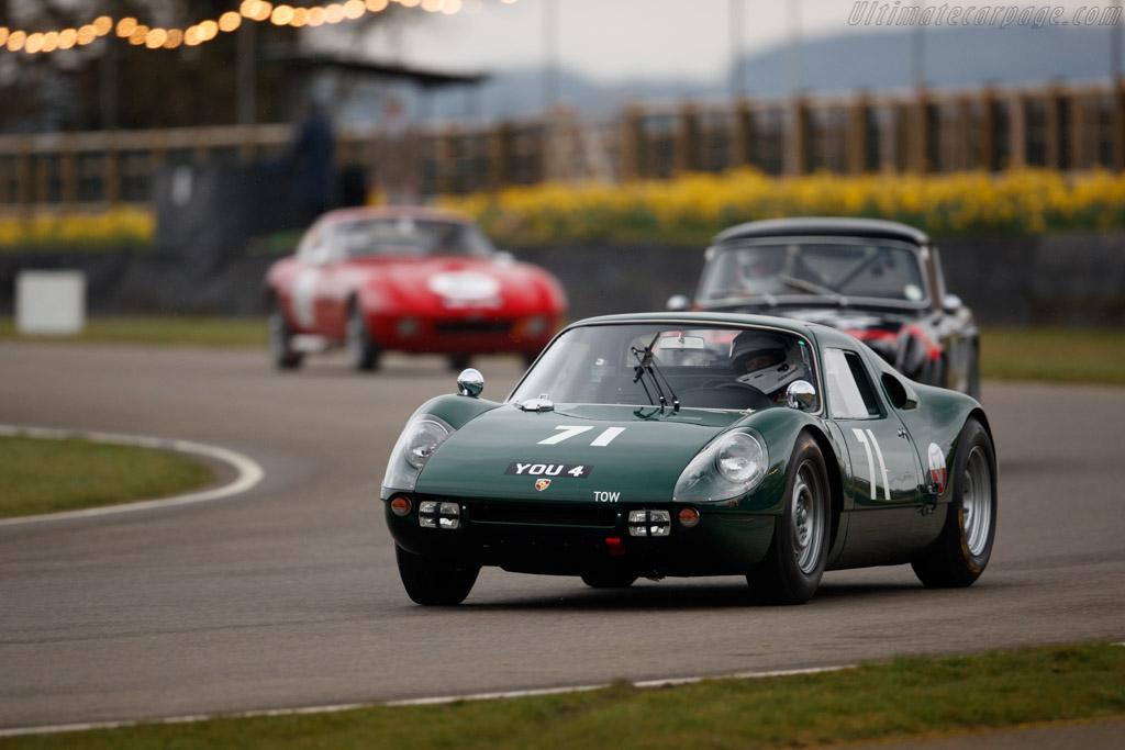 Porsche 904 Carrera GTS - Chassis: 904-045   - 2018 Goodwood Members' Meeting