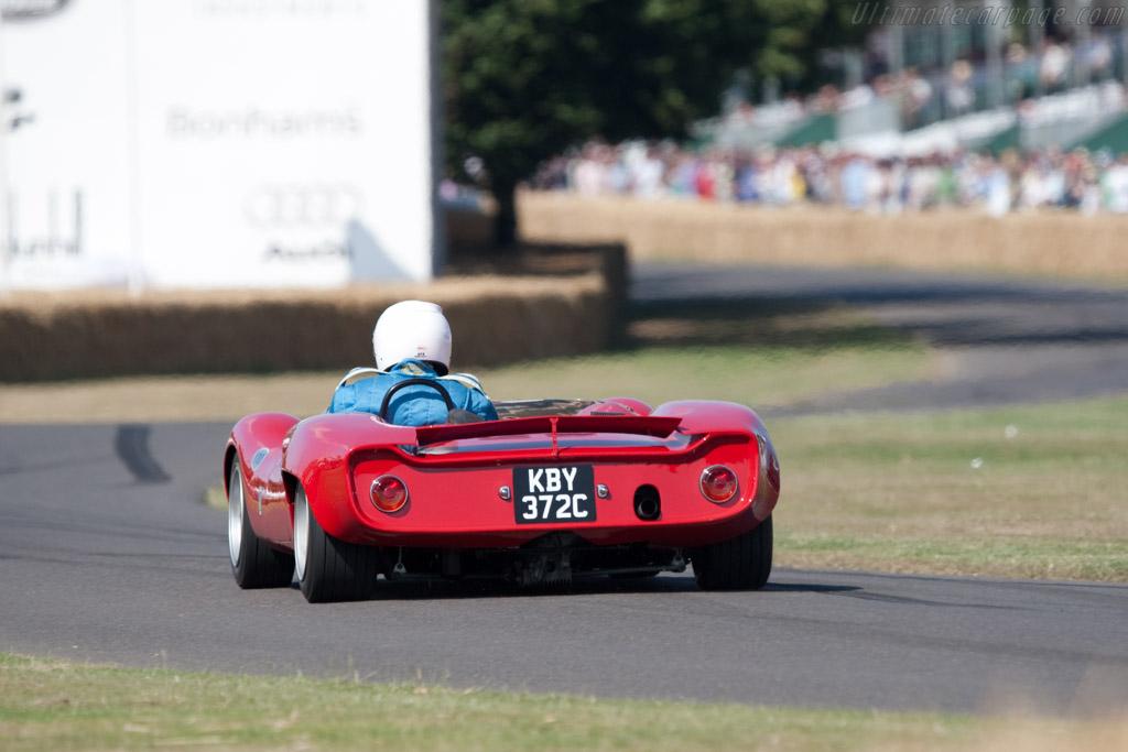 DeTomaso Sport 1000 BRM - Chassis: VL 1609   - 2009 Goodwood Festival of Speed