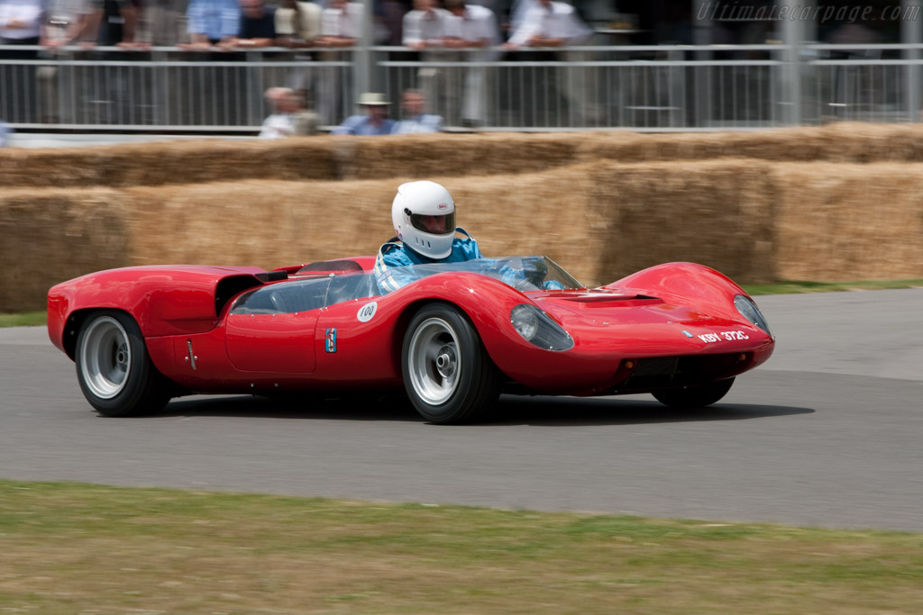DeTomaso Sport 1000 BRM - Chassis: VL 1609   - 2009 Goodwood Festival of Speed
