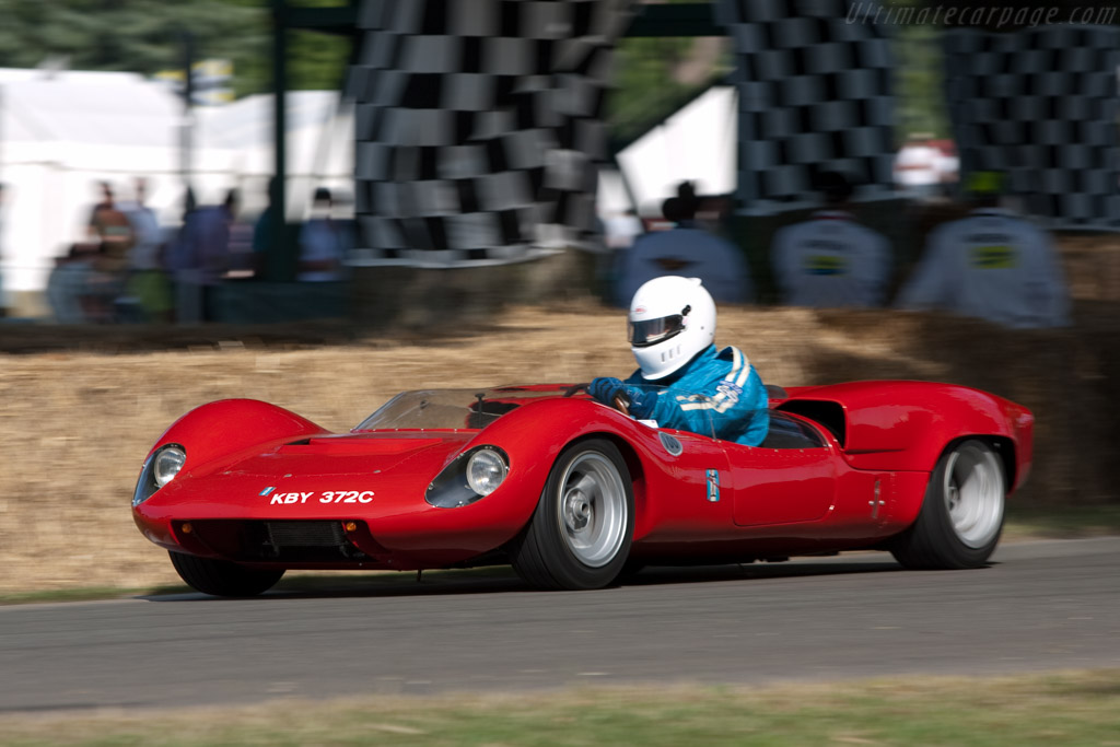 1966 DeTomaso Sport 1000 BRM - Images, Specifications and Information