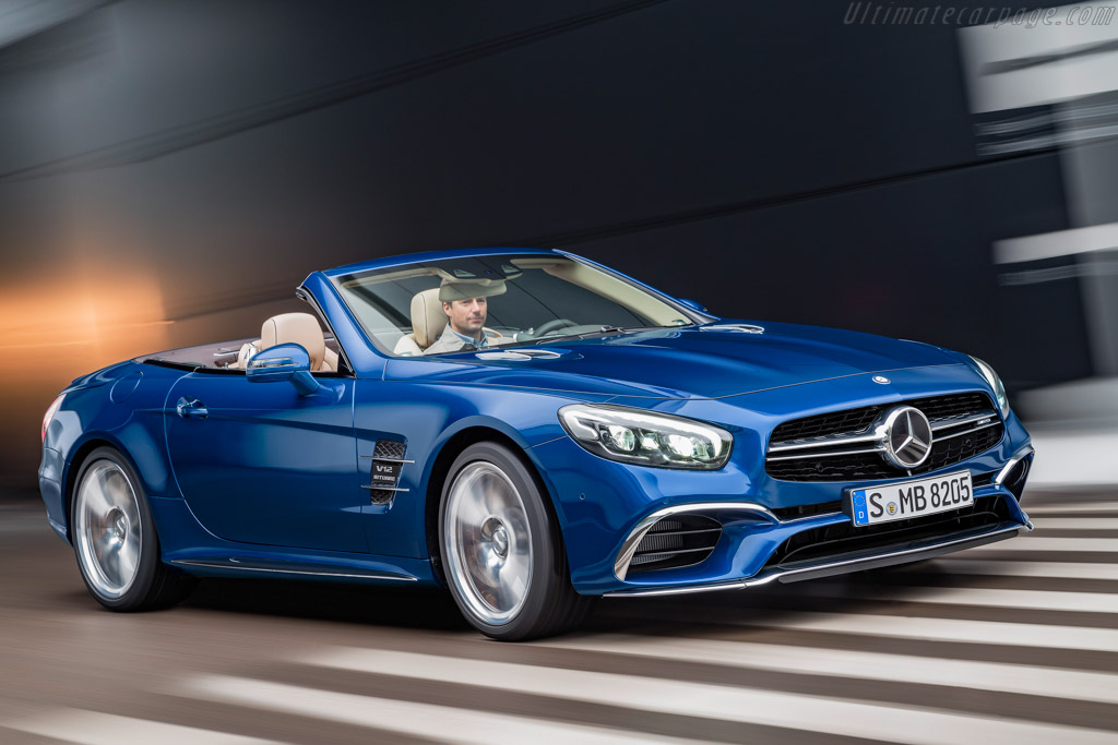 Click here to open the Mercedes-AMG SL 65 gallery