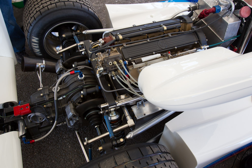 March 782 BMW - Chassis: 782-S1   - 2015 Goodwood Festival of Speed