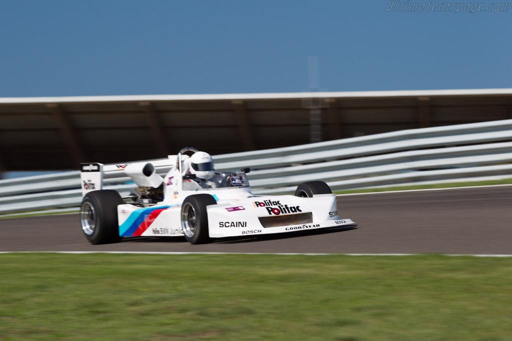 March 782 BMW - Chassis: 782-10 - Driver: Steve Allen  - 2015 Historic Grand Prix Zandvoort