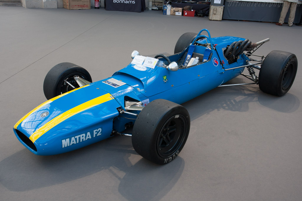 Matra MS5 Ford - Chassis: 03   - 2013 Retromobile