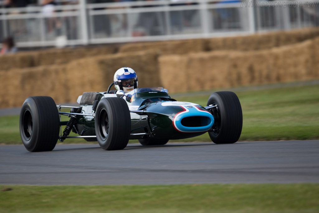 Matra MS5 Ford - Chassis: 11   - 2015 Goodwood Festival of Speed