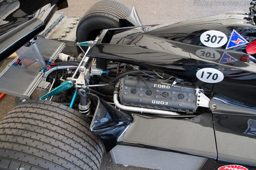 Kojima KE007 Cosworth - Chassis: KE007/2   - 2015 Goodwood Festival of Speed