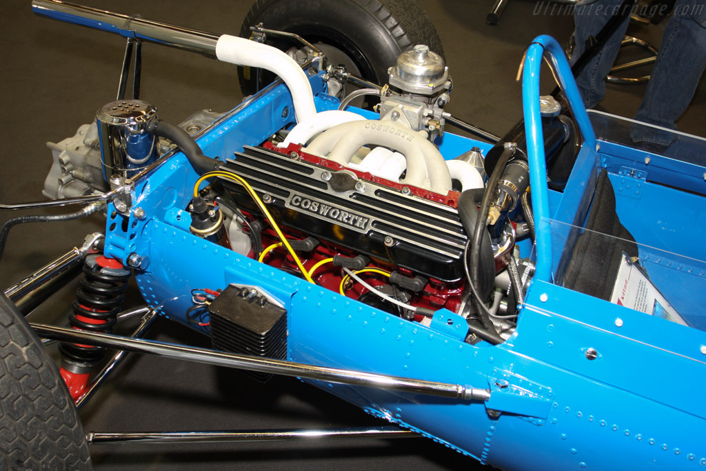 Matra MS1 Ford - Chassis: 01   - 2009 Retromobile