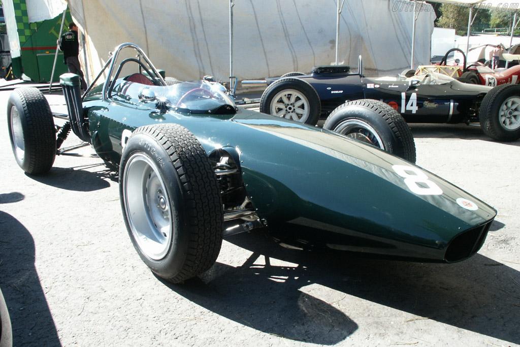 BRM P578