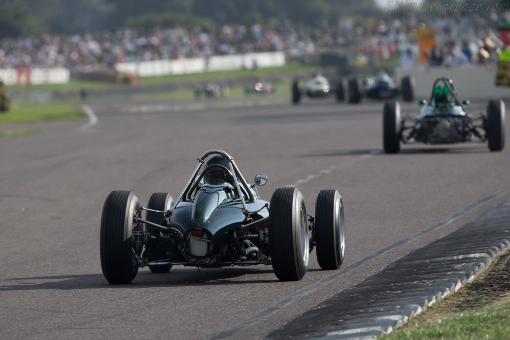 BRM P578 - Chassis: 5783   - 2014 Goodwood Revival