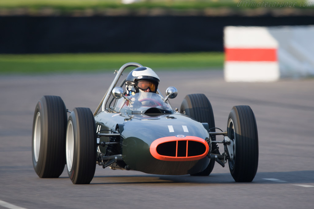 BRM P578 - Chassis: 5783   - 2008 Goodwood Revival