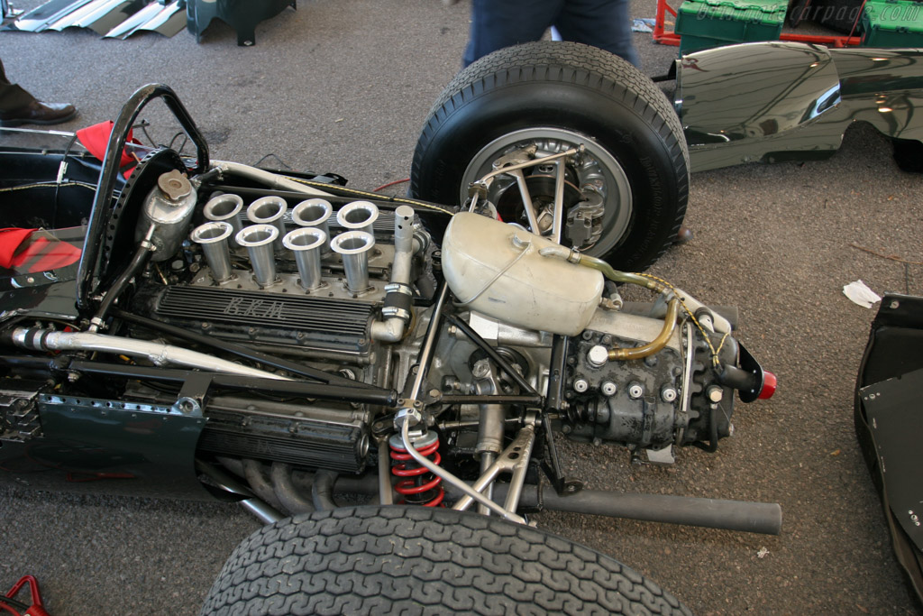 BRM P578 - Chassis: 5781   - 2008 Goodwood Revival