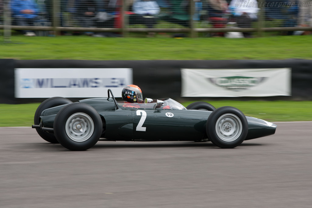 BRM P578 - Chassis: 5781   - 2010 Goodwood Revival