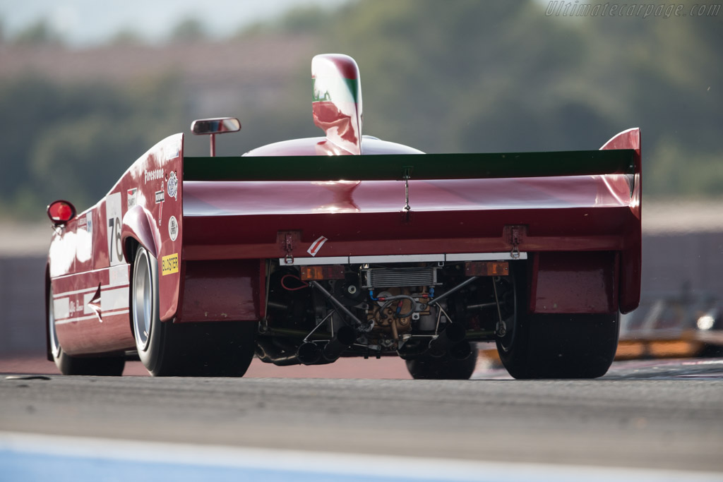 Alfa Romeo 33/TT/12 - Chassis: AR 11512-008   - 2017 Dix Mille Tours
