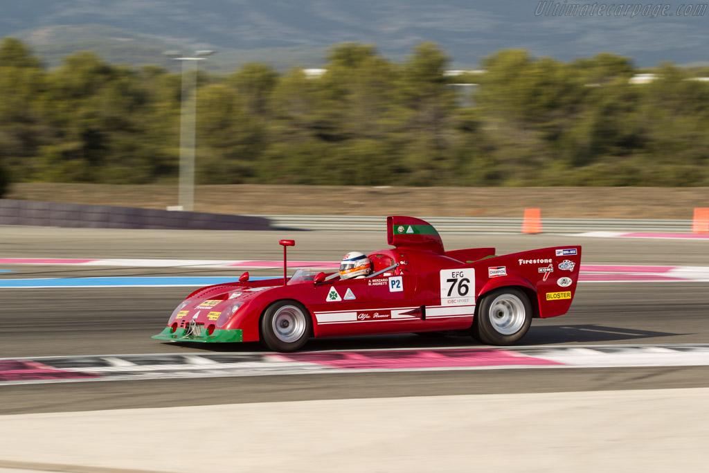 Alfa Romeo 33/TT/12 - Chassis: AR 11512-008   - 2017 Dix Mille Tours