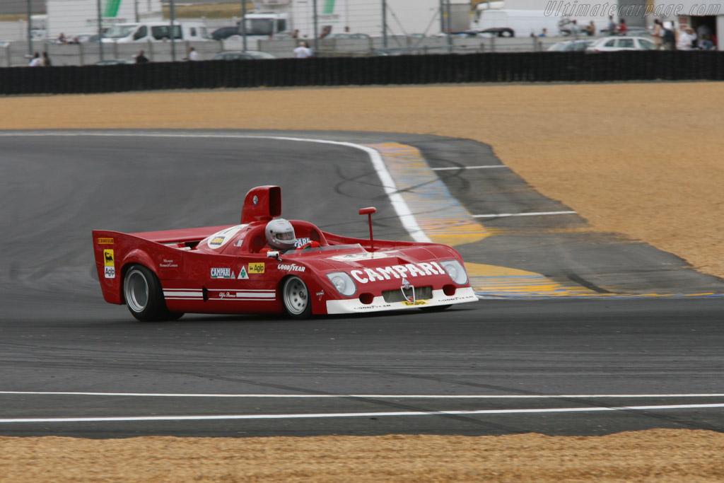 Alfa Romeo 33/TT/12 - Chassis: AR 11512-012   - 2006 Le Mans Classic