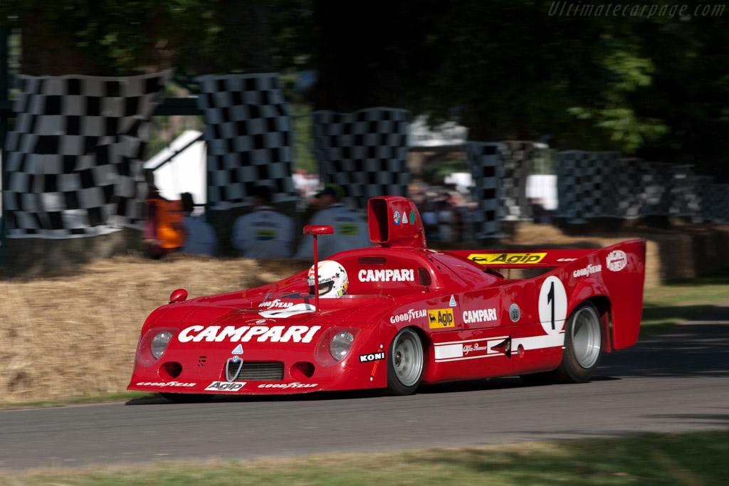 Alfa Romeo 33/TT/12 - Chassis: AR 11512-006   - 2009 Goodwood Festival of Speed