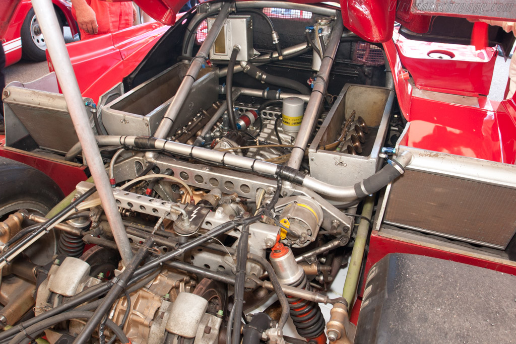 Alfa Romeo 33/TT/12 - Chassis: AR 11512-006   - 2011 Goodwood Festival of Speed