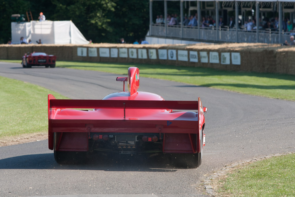 Alfa Romeo 33/TT/12 - Chassis: AR 11512-006   - 2011 Goodwood Festival of Speed