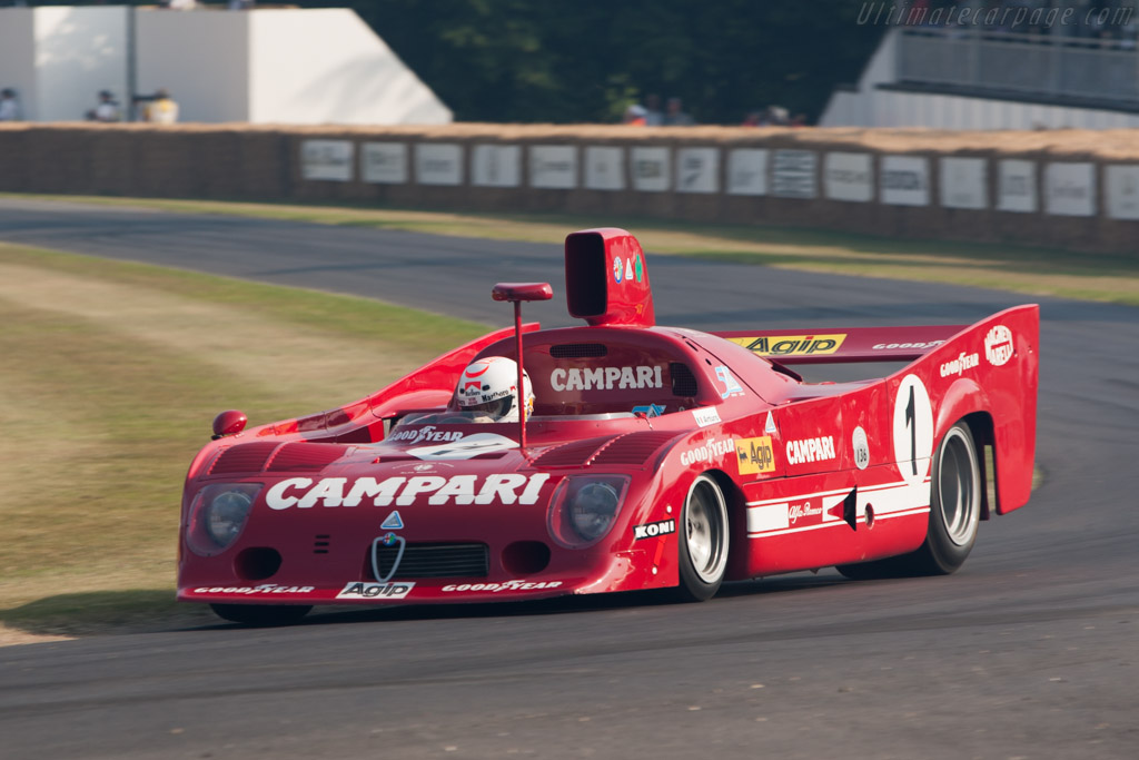 Alfa Romeo 33/TT/12 - Chassis: AR 11512-006   - 2013 Goodwood Festival of Speed