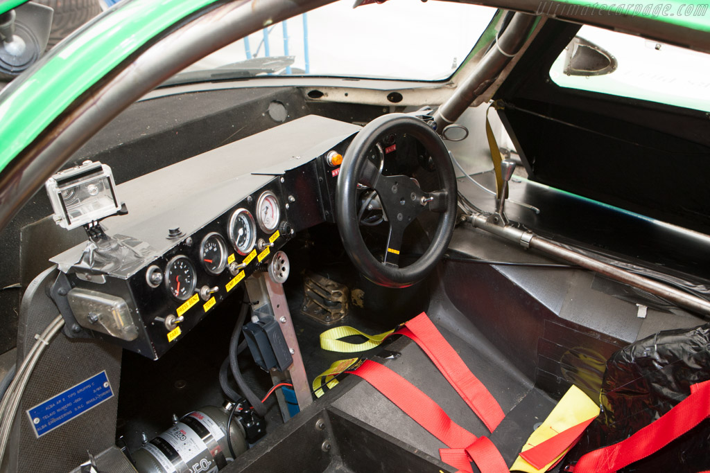 Alba AR2 Giannini - Chassis: 001   - 2012 24 Hours of Le Mans