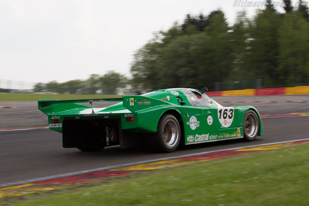Alba AR2 Giannini - Chassis: 001   - 2016 Spa Classic