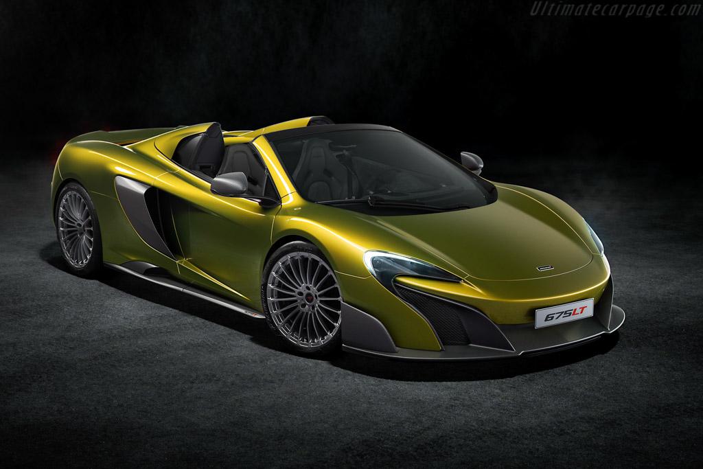 Click here to open the McLaren 675LT Spider gallery