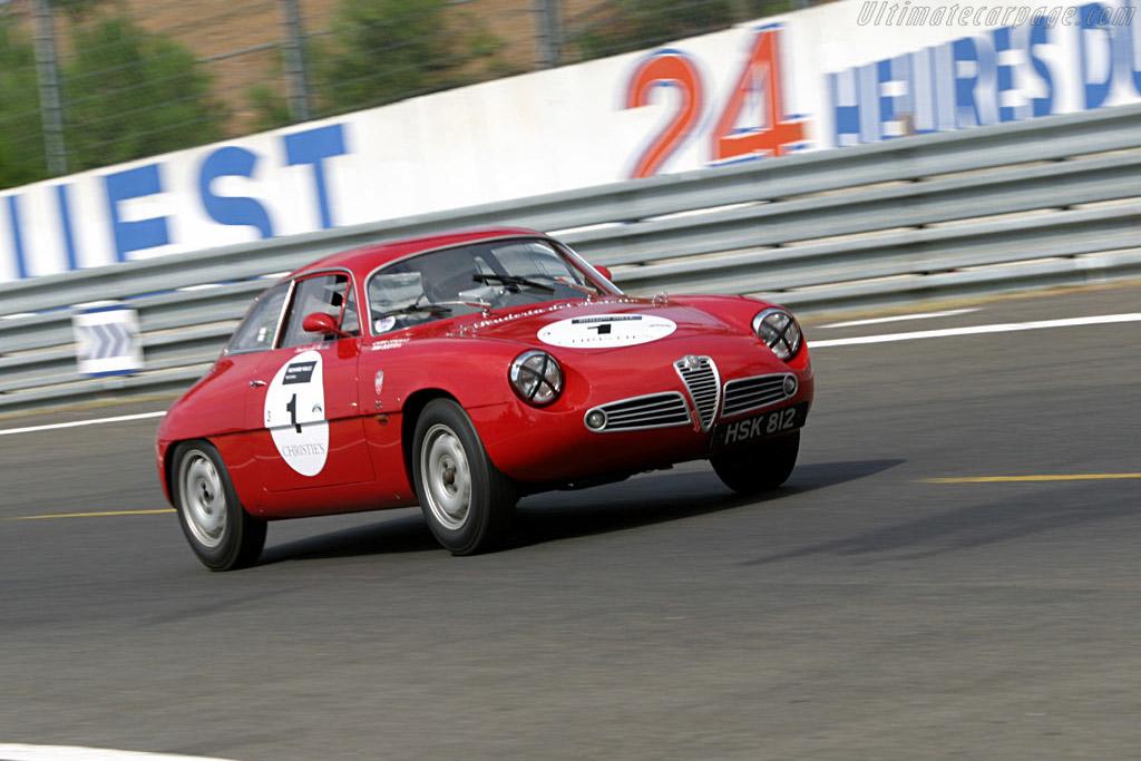 Alfa Romeo Giulietta SZ Coda Tonda   - 2004 Le Mans Classic