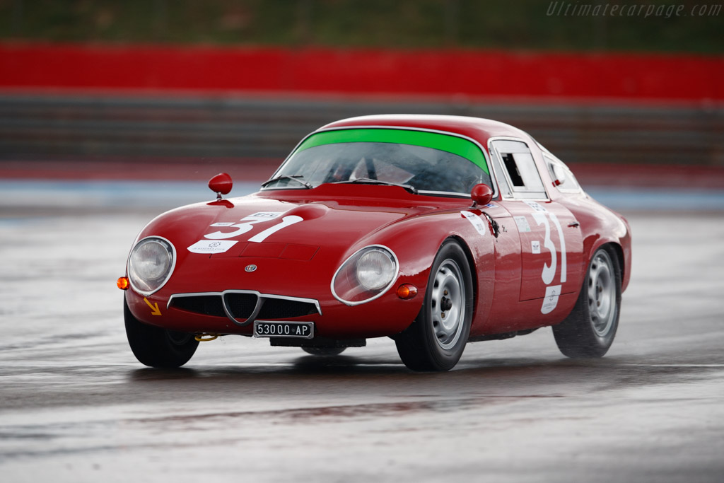 Alfa Romeo Giulia TZ - Chassis: AR10511 750081  - 2019 Dix Mille Tours