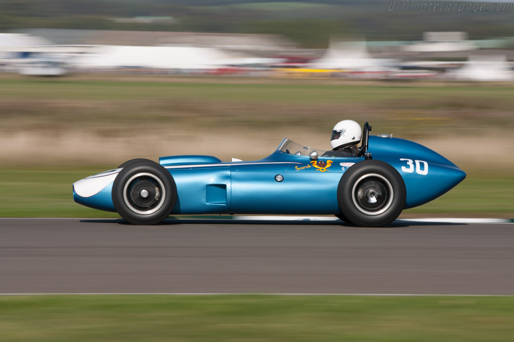 Scarab F1 Offenhauser - Chassis: 003   - 2011 Goodwood Revival