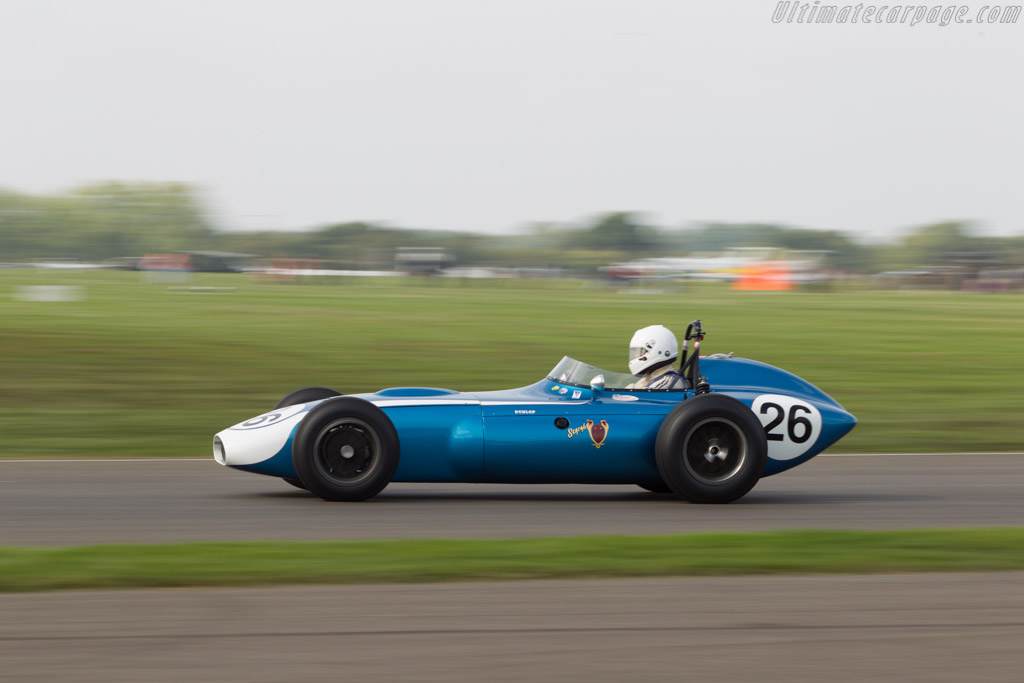 Scarab F1 Offenhauser - Chassis: 001   - 2014 Goodwood Revival