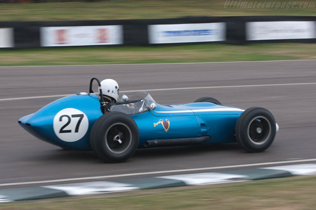 Scarab F1 Offenhauser - Chassis: 001   - 2009 Goodwood Revival