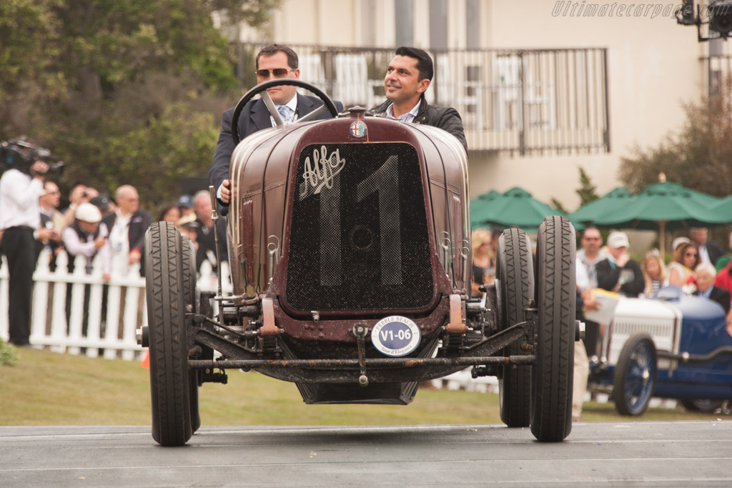 Alfa Romeo G1 Spider Corsa - Chassis: 6018   - 2013 Pebble Beach Concours d'Elegance