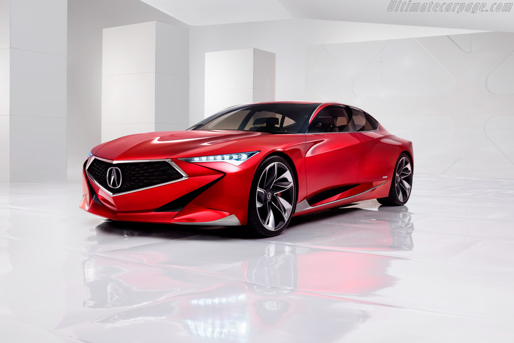 Click here to open the Acura Precision Concept gallery